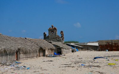 Dhanushkodi the ghost town