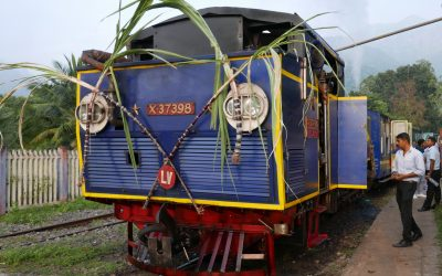 Riding The Nilgiri Mountain Railway