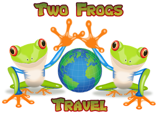 Two Frogs Travel