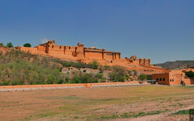 The Amer Fort Jaipur