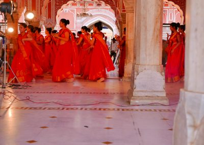 Bollywood City Palace Jaipur the Pink city