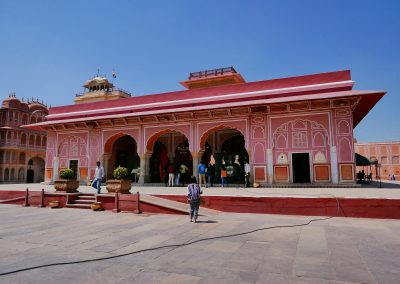 City Palace Jaipur The pink city