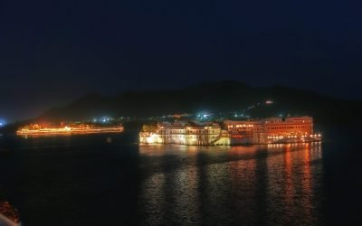 Udaipur the beautiful city of lakes