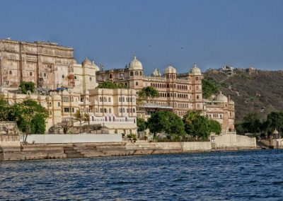 City palace & Ghats Udaipur