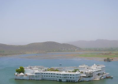 City palace view Udaipur