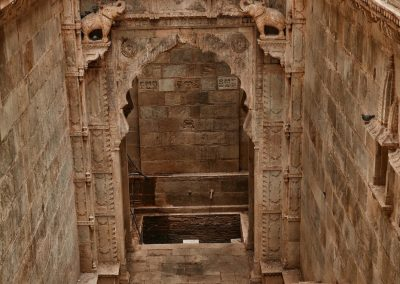 Inside Stepwell