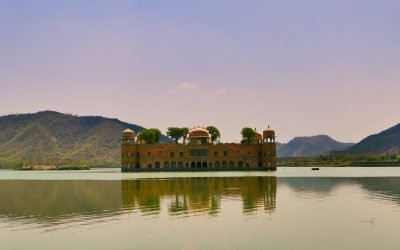 The Jal Mahal Jaipur