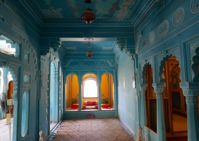 Royal Chambers inside The City Palace Udaipur