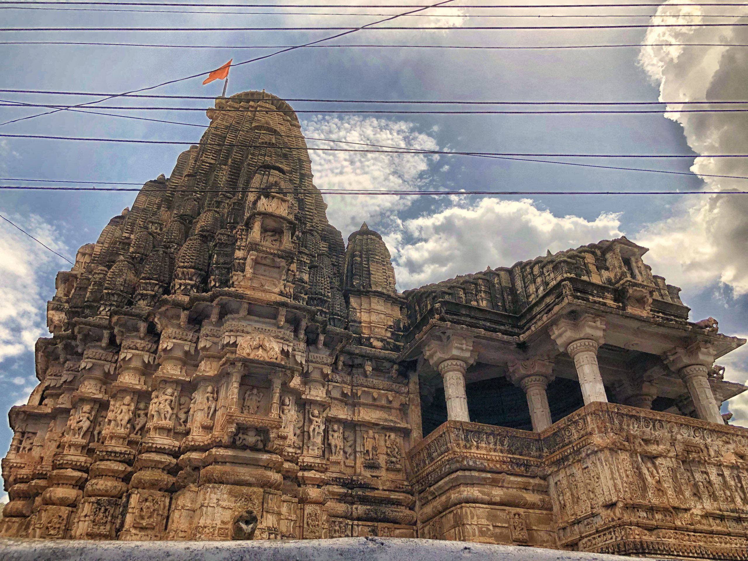 Hindu Temple in Bundi