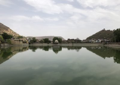 Temple Pool Bundi