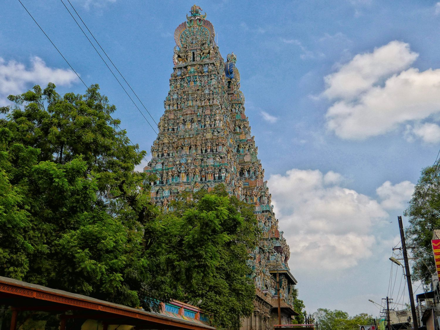 Madurai East tower