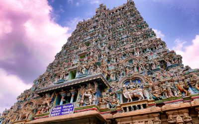 Madurai the jasmin city