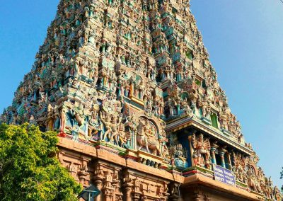 Madurai Menakshi Way to Dharsan 2