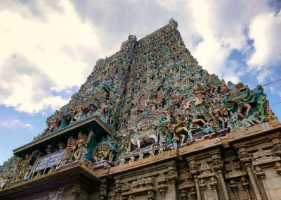 Madurai The South tower 2