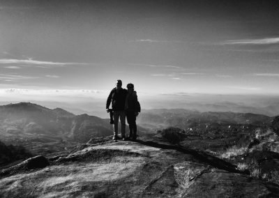 Munnar On top of the world 2 bw