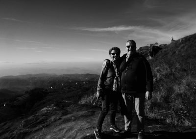 Munnar On top of the world 4 BW