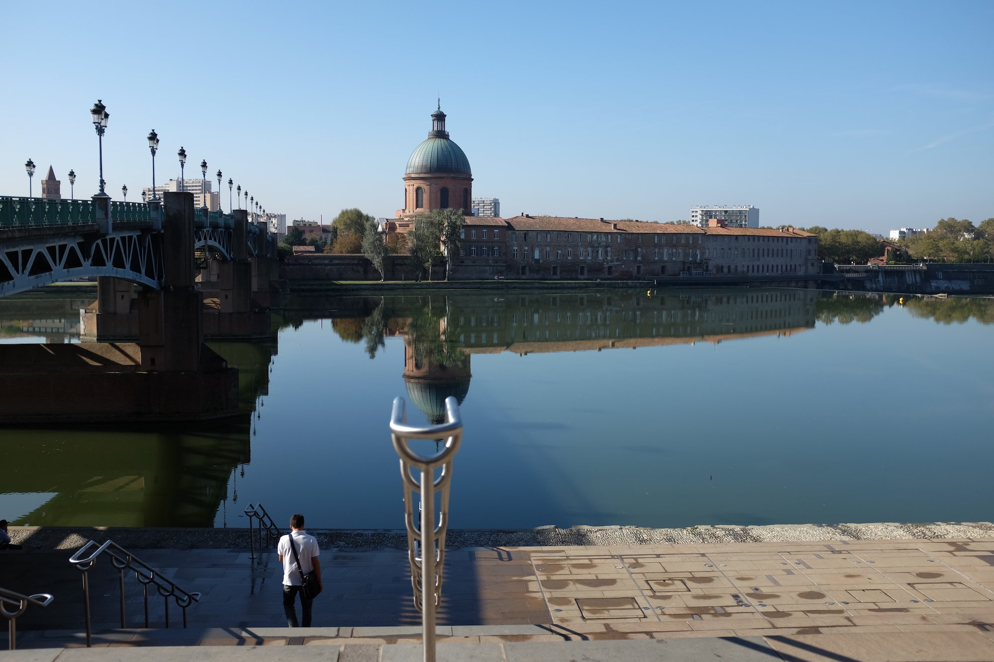 Toulouse waterways