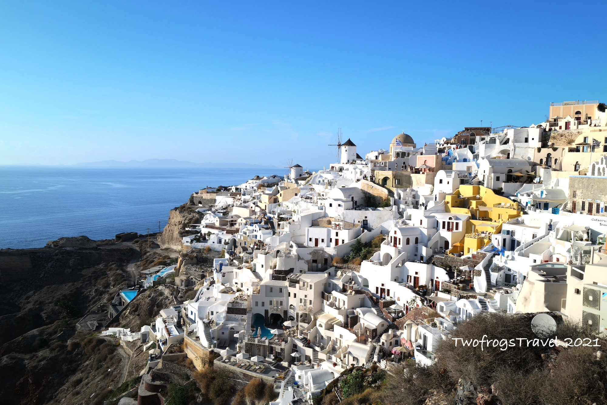 How to spend a week in Santorini